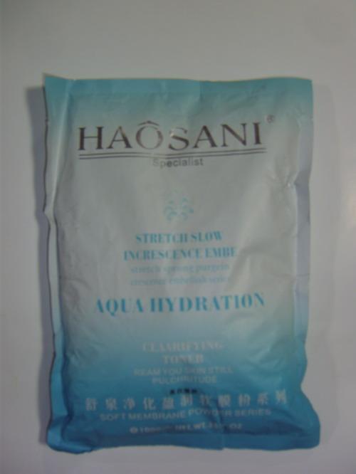 Bột mặt nạ Haosani các loại