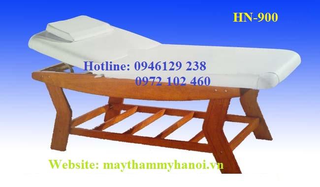 Giường massage khung gỗ HN-900