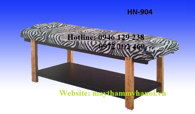 Giường massage chân gỗ HN-904