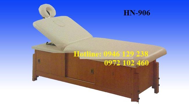 Giường massage chân gỗ HN-906