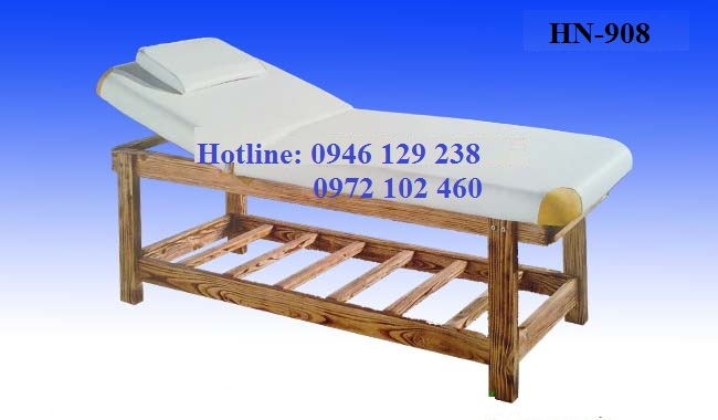 Giường massage chân gỗ HN-908
