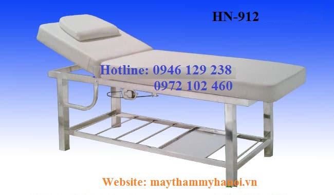 Giường Massage Khung Inox HN-912