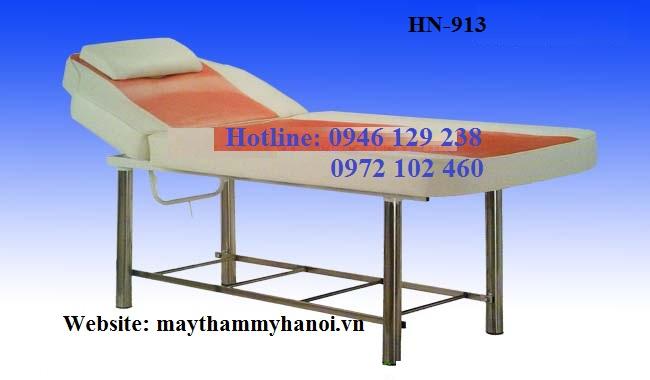 Giường Massage Khung Inox HN-913