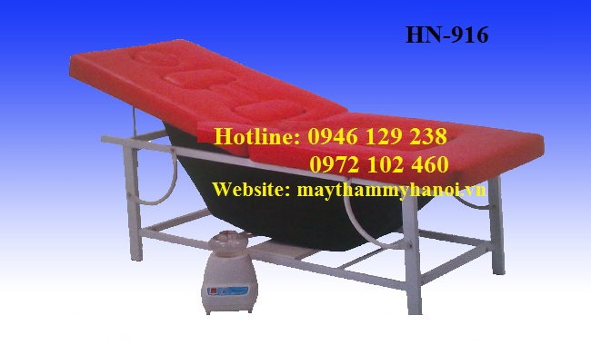 Giường Massage sơn tĩnh điện HN-916