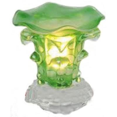 Đèn đốt tinh dầu thủy tinh nhỏ HN114