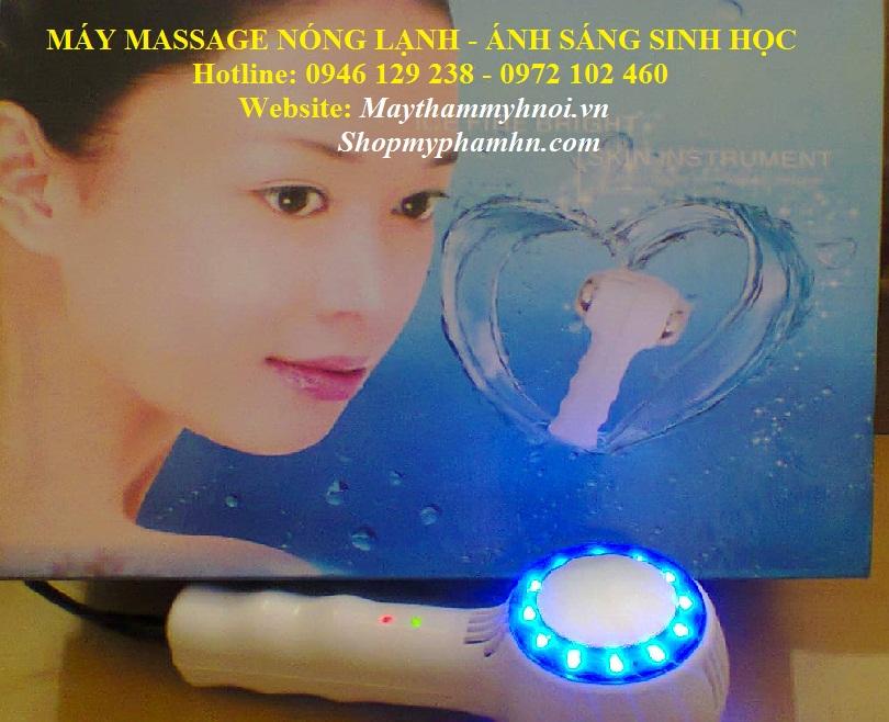 Búa nóng lạnh Massage, ánh sáng sinh học