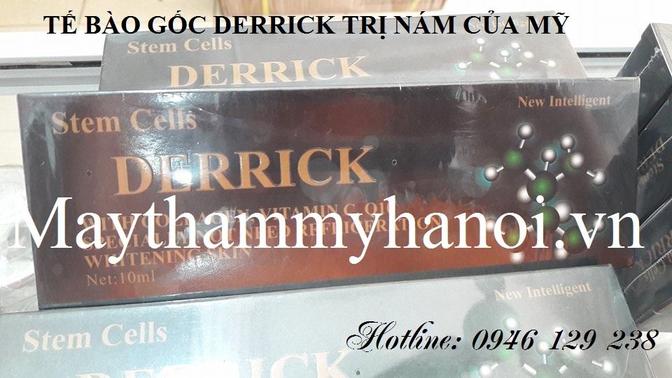 Tế bào gốc Derrick đặc trị nám, làm đầy sẹo Nhập khẩu Mỹ