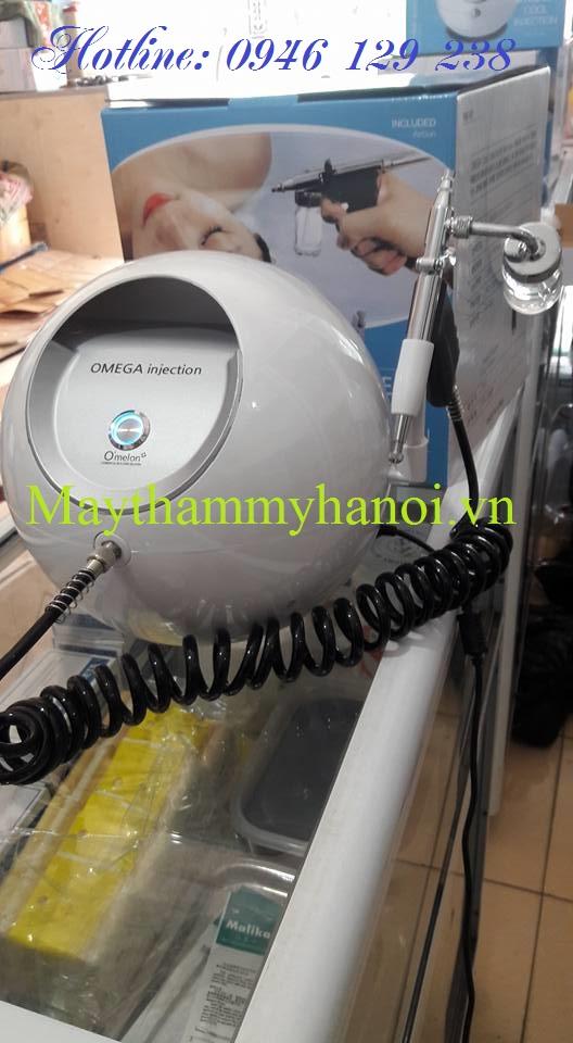 Máy phun oxy dưỡng chất OMEGA KOREA