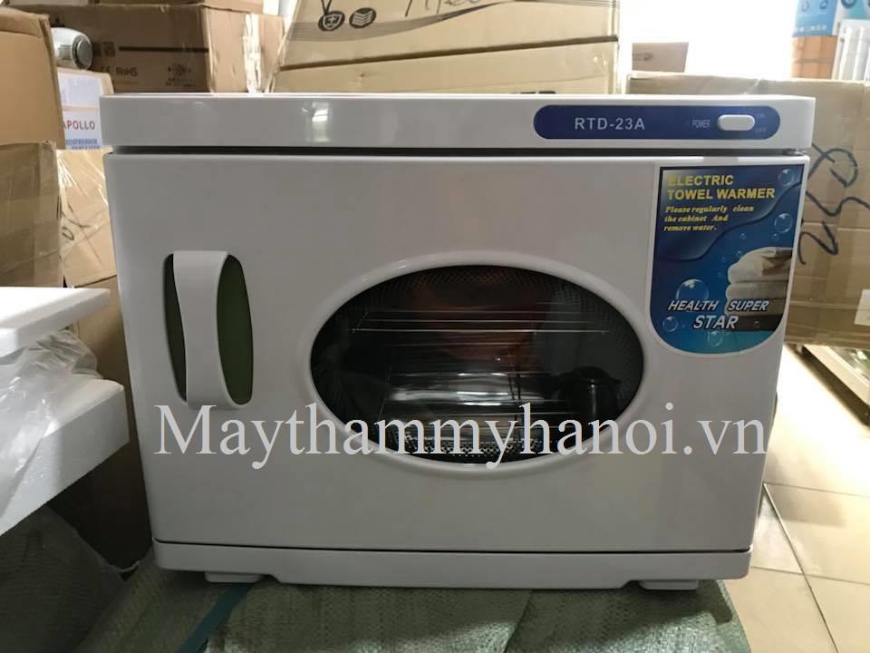 Tủ hấp khăn nóng RTD-23A (Mẫu mới cửa kính)