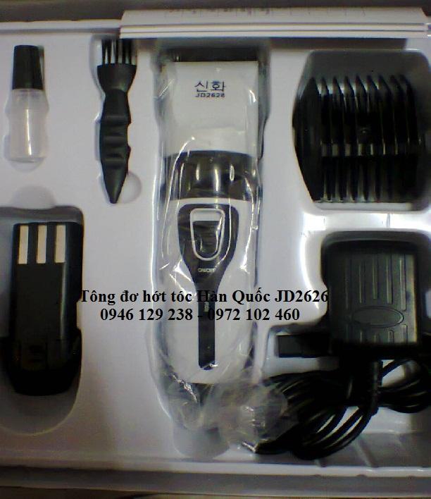 Tông đơ hớt tóc Hàn Quốc JD-2626
