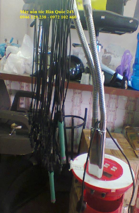 Máy uốn tóc Hàn Quốc 24V