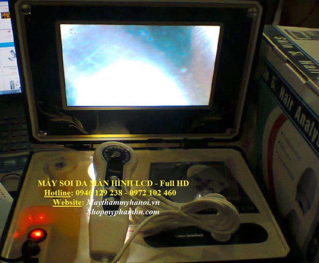 Máy soi da màn hình LCD Radium BD-328