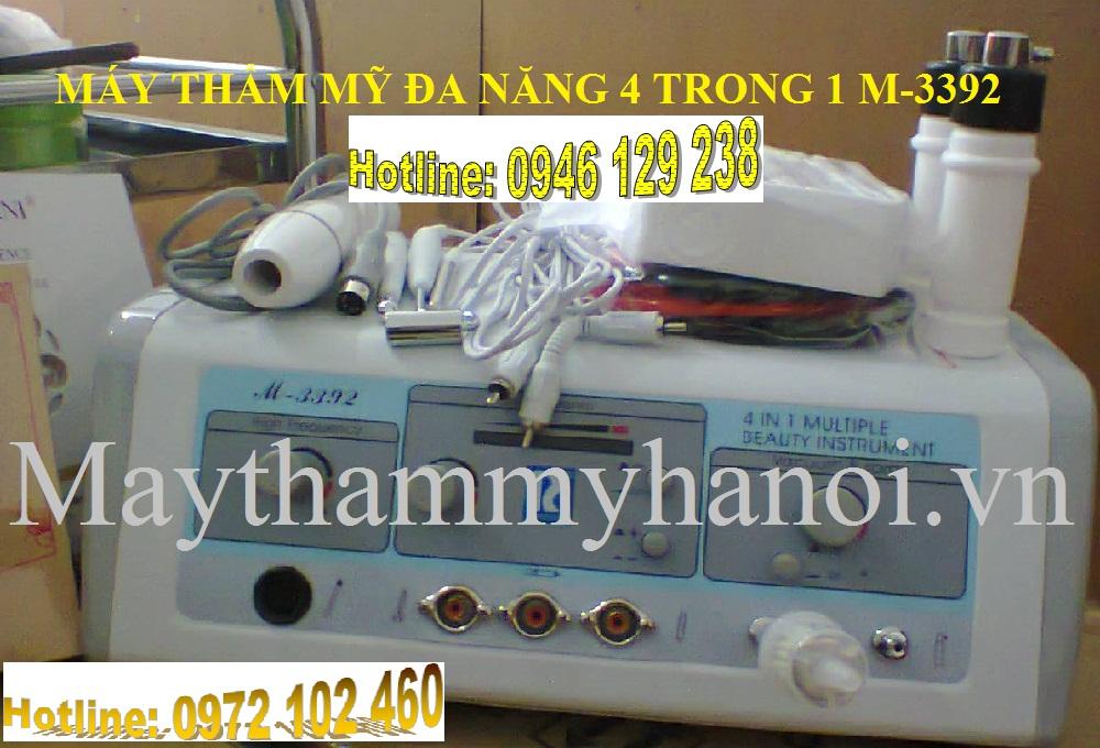 Máy chăm sóc da thẩm mỹ đa năng M-3392