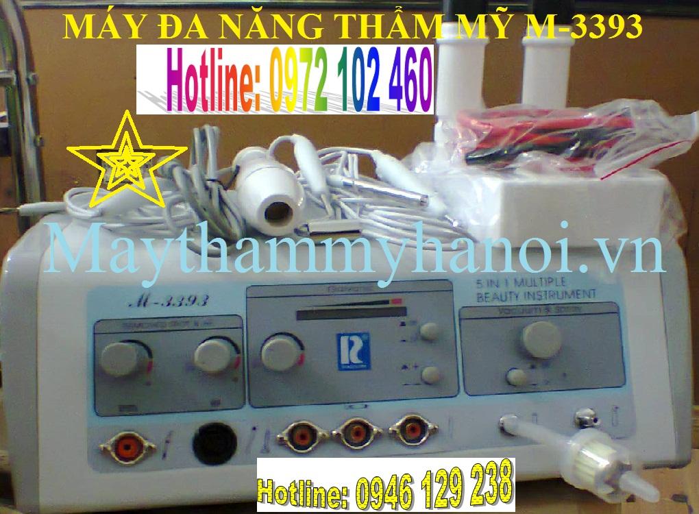 Máy chăm sóc da 5 trong 1 M-3393
