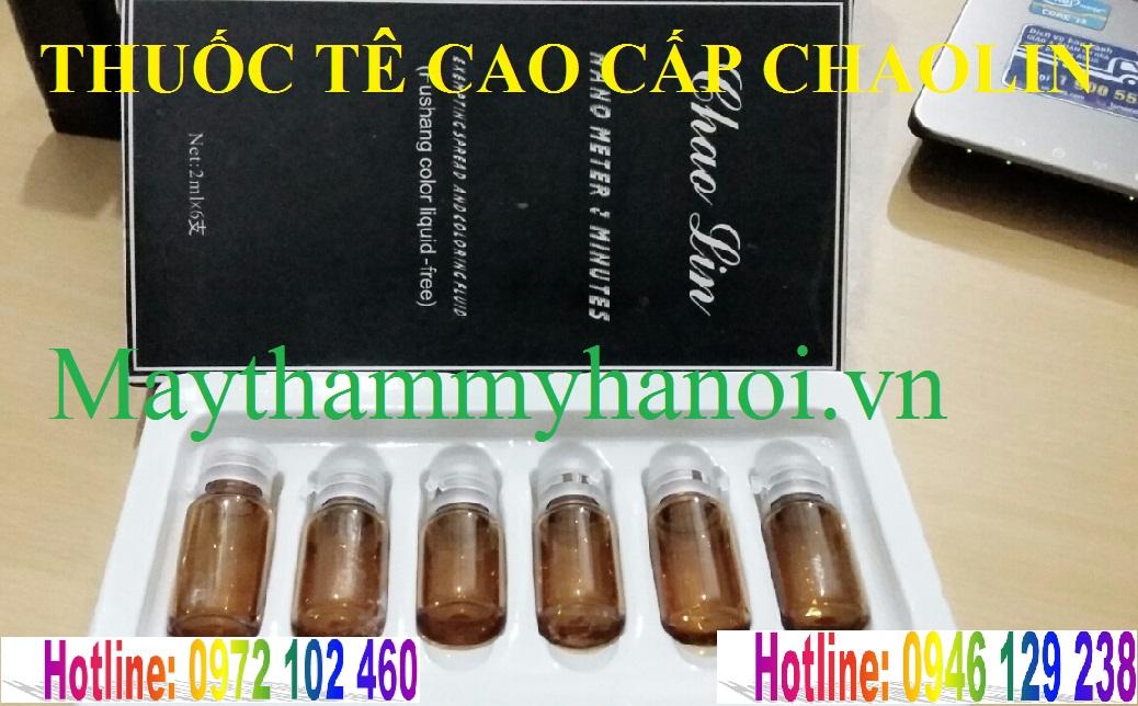 Thuốc tê nước Chao lin cao cấp