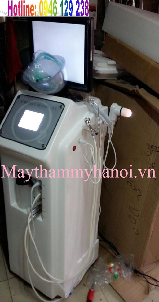Máy phun Oxygen Jet (Trẻ hóa da)