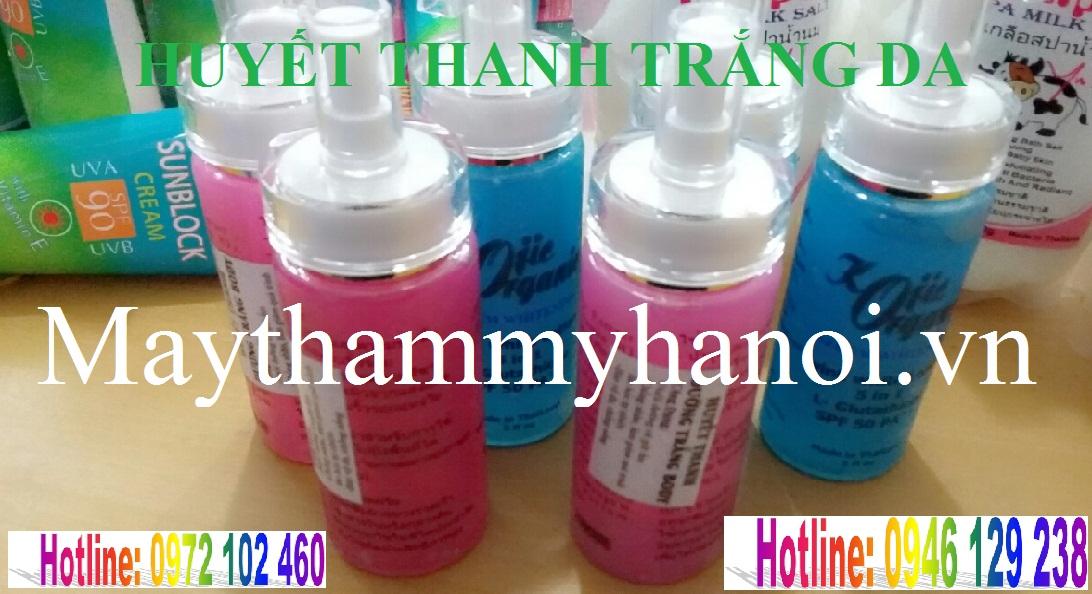 Huyết thanh dưỡng trắng Body (Thái Lan)