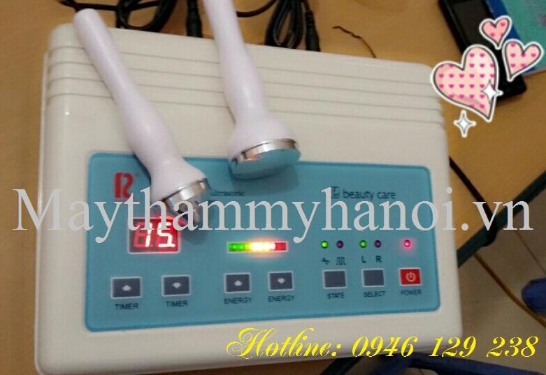 Máy thẩm mỹ sóng siêu âm vi tính B-628I