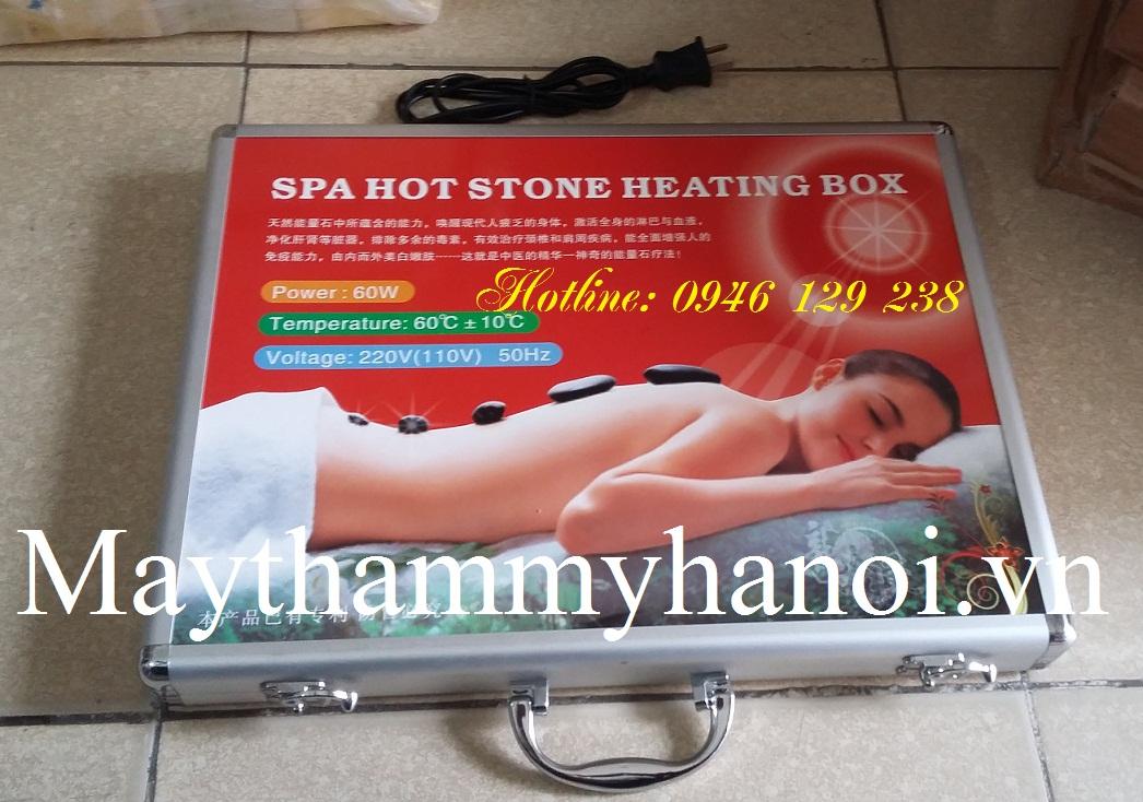 Bộ đá nóng massage cắm điện