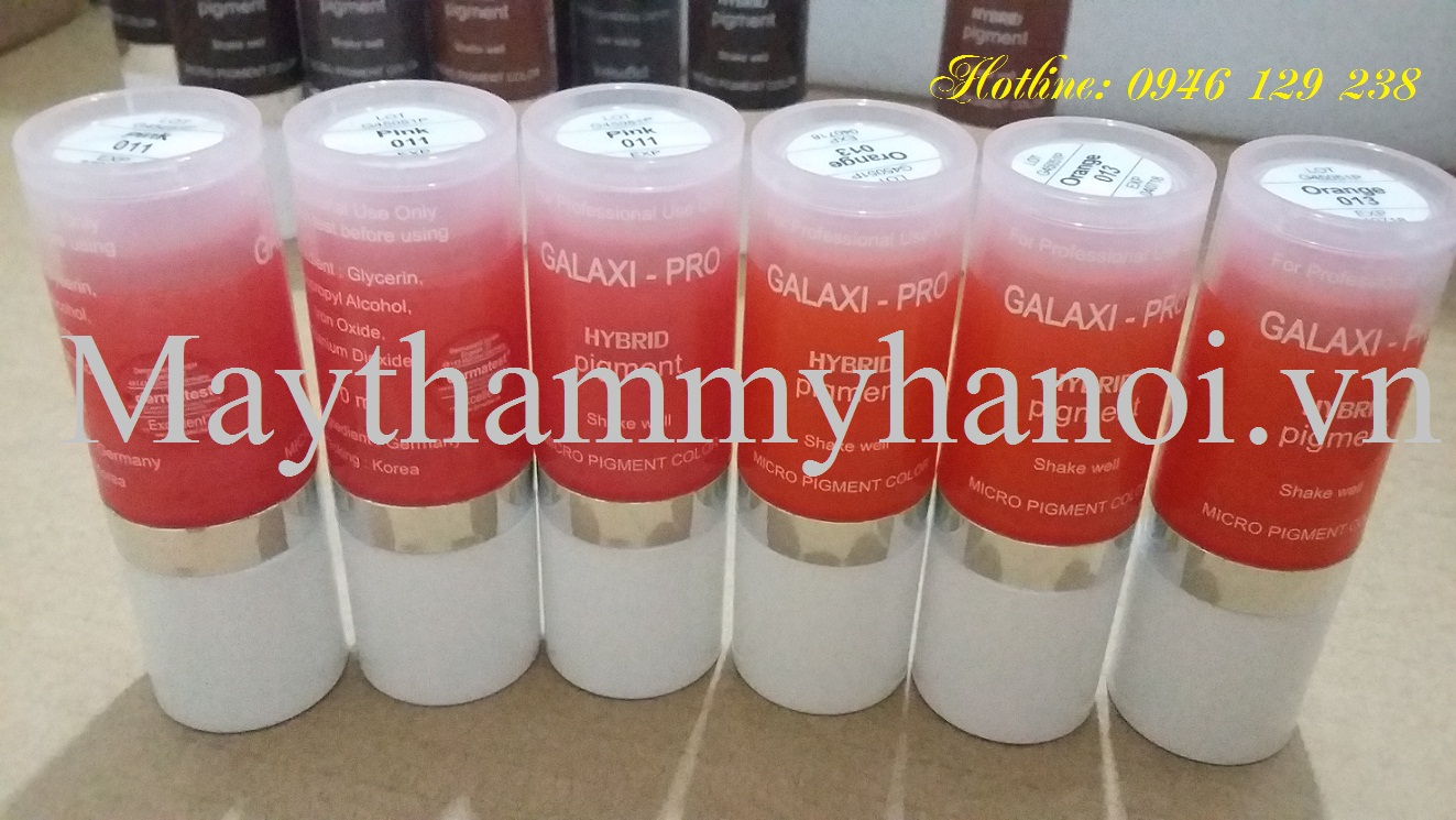 Mực phun xăm môi GALAXI-PRO