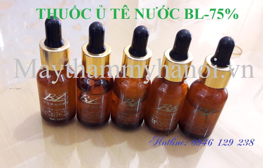 Thuốc ủ tê nước phun xăm BL-75%