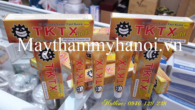Thuốc ủ tê TKTX Gold 38%