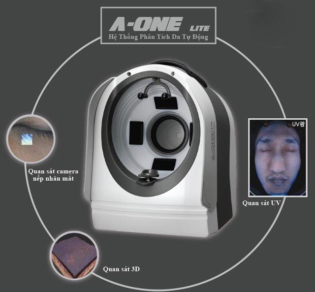 Máy phân tích da mặt Visco A-One Lite